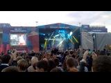 День Москвы! Noize MC - за закрытой дверью.